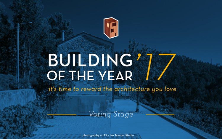 Nominate the Andrea Mosca Creative Studio to the Building of The Year Award 2017