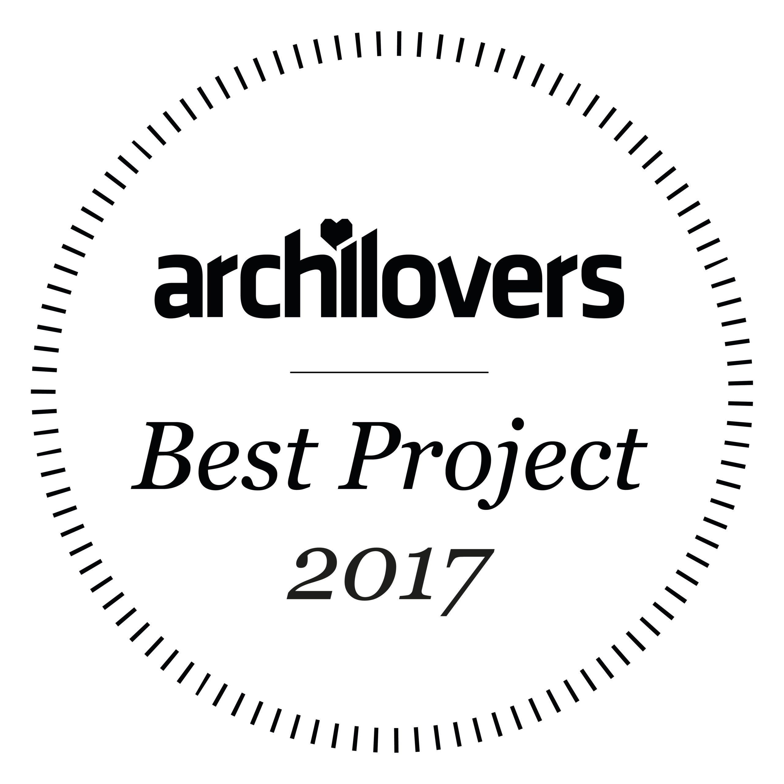 The Sleeping Attic is Best Project 2017 for Archilovers