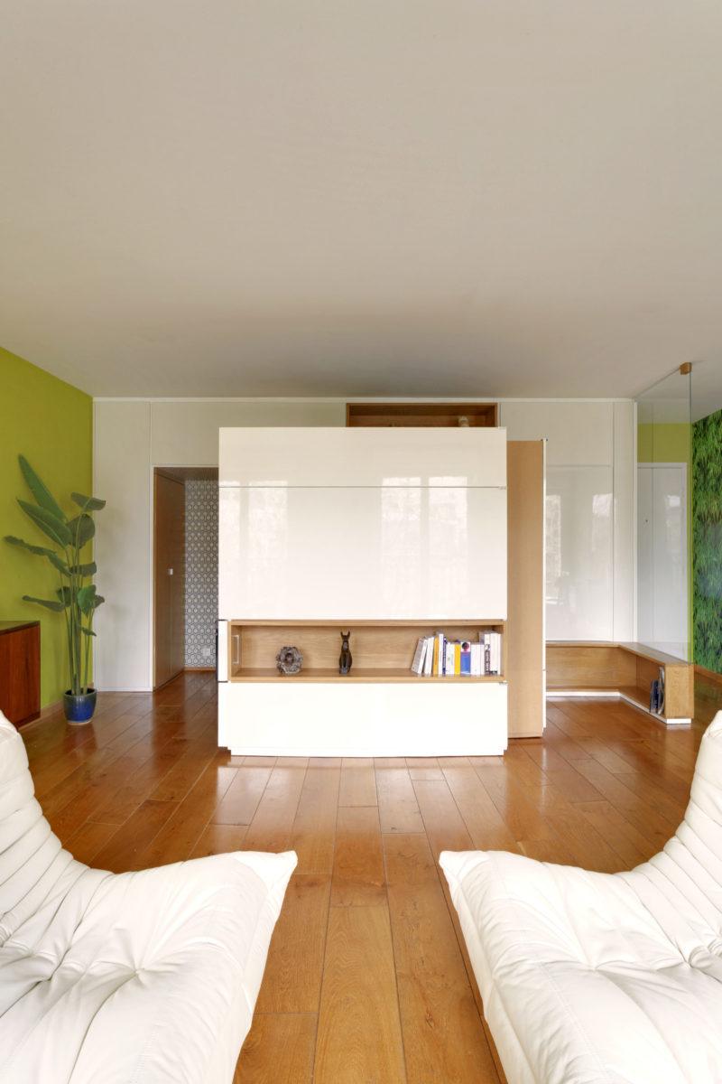 Sleeping Living Room